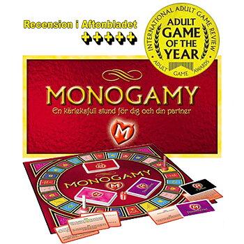 Monogamy - Ett kärleksspel för dig och din partner