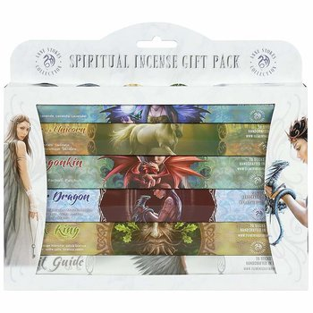 Spiritual gift pack Rökelse - Anne Stokes