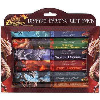 Dragon gift pack Rökelse - Anne Stokes