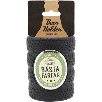 Världens bästa farfar - Ölhållare