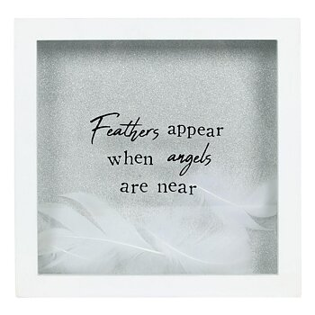 Tavla - Feathers appear when angels are near