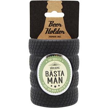 Världens bästa man - Ölhållare