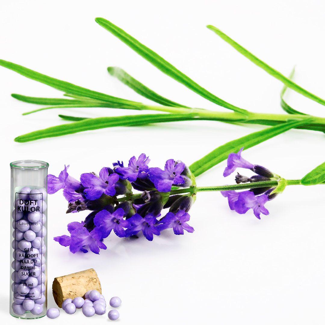 Vanilj & Lavendel Doftkulor D7.se