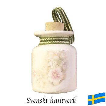 Doftkrus med blommor