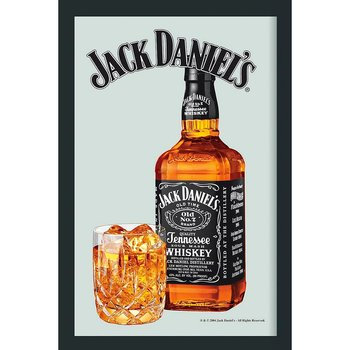 Pubspegel - Jack Daniels bottle