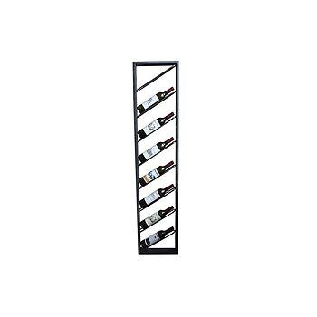 Flaskställ Metalic Målat järn (36 X 6 x 160 cm)