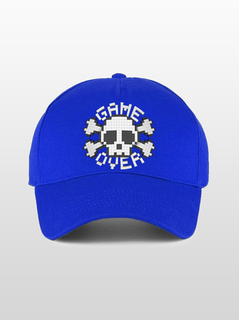 Cap - Game Over - Skull n Bones