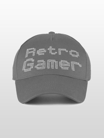 Cap - Retro Gamer