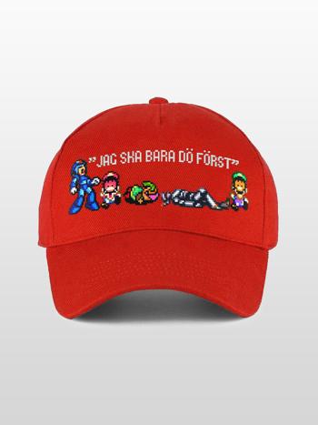 Cap - Jag ska bara dö först (I'll just die first)