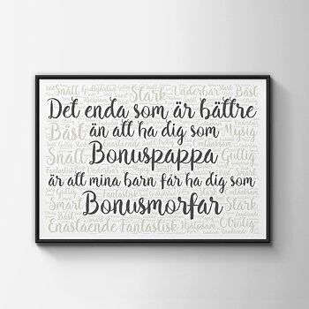 Bonsupappa - Bonusmorfar