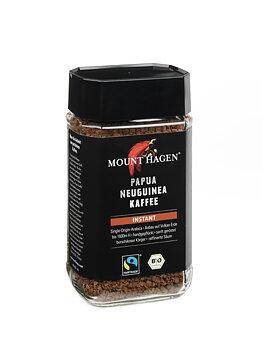 Snabbkaffe Papua New Guinea 100g x6, EKO