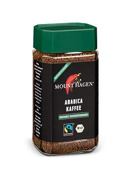 Snabbkaffe Arabica Koffeinfri 100g x6, EKO
