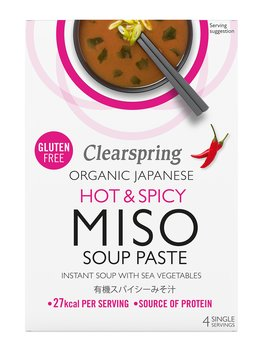 Misosoppa Hot & Spicy (4x15g) x8, EKO