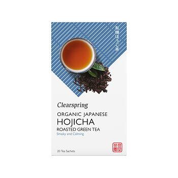 Organic Japanese Hojicha 20ps x4, EKO