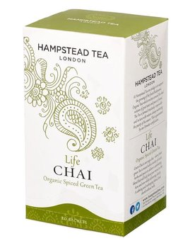 Chai (Life) - Green Tea 20ps x4, EKO