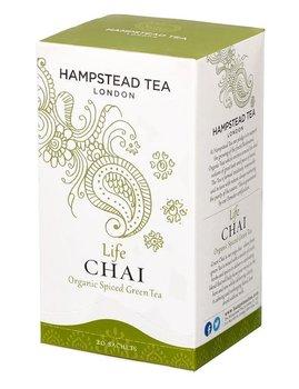 Chai (Life) - Green Tea 20ps x4, EKO