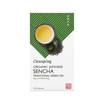 Organic Japanese Sencha 20p x4, EKO