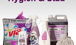 Hygien och städ