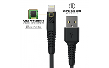 SCOSCHE STRIKELINE™ HD  USB-A  Lightning™ Apple
