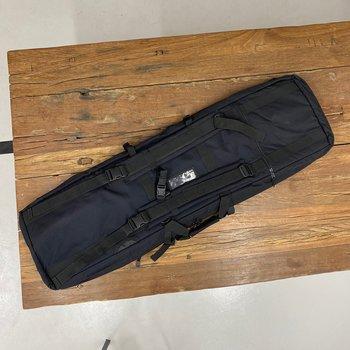 "Tatical Double Rifle case 46"" Black"
