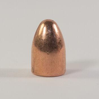 RG BULLETS Kula RN  9mm Förkopprad Cal.356  148 Gr