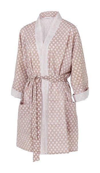 Short Kimono | Fuchsia Rose
