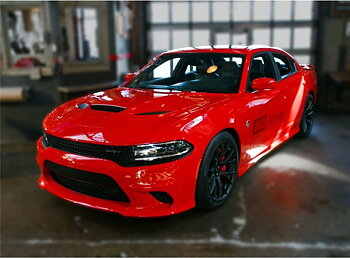 SRT  Style Stötfångare kit (DODGE CHARGER 2015-2020)