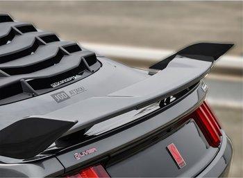 Bak spoiler F35 med LED belysning (MUSTANG 15-20 Fastback)