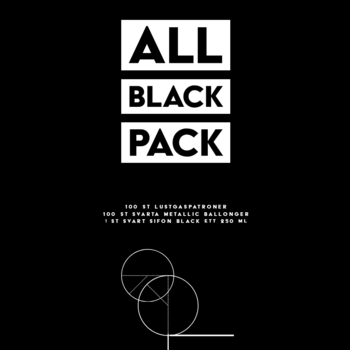 All Black Pack