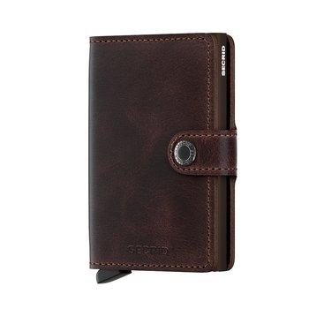 Secrid - plånboken som är RFID säker. Choklad.