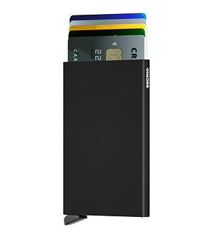 Secrid - cardprotector, den skimmingfria korthållaren, svart.