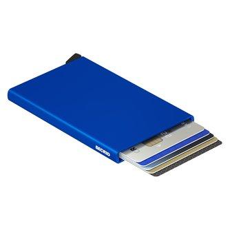 Secrid - cardprotector, den skimmingfria korthållaren, blå.