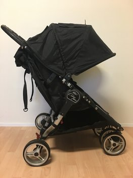 Baby Jogger City Mini Double -2015