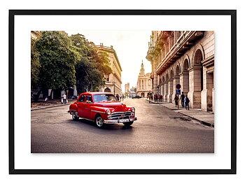 Poster Havanna Vieja