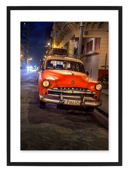 Poster Havanna car
