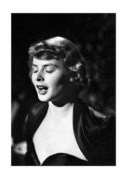 Poster Ingrid Bergman by History art