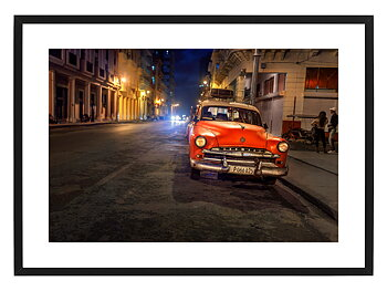 Poster Havanna by Mujo