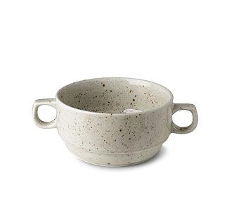 Lifestyle natural Soppskål 39 cl, två handtag