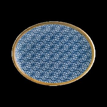 Bonna Calif Lupin Oval tallrik 36 cm