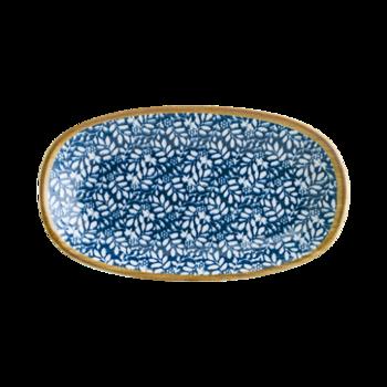 Bonna Calif Lupin Oval tallrik 24 cm