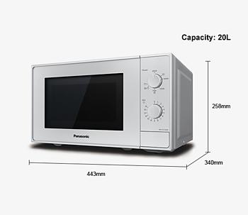 Panasonic Mikrovågsugn NN-K12MM