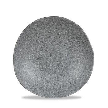 Churchill Tallrik Rund Melamin Granit 32 cm