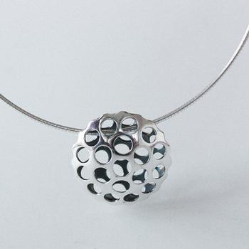 Frö -sterling silver pendant