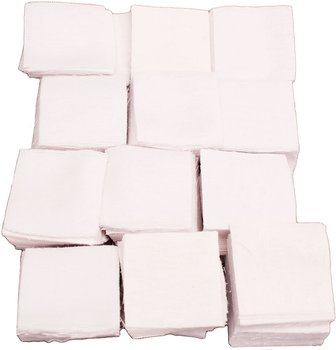 TipTon cotton fannel cleaning patches 17-22 100st