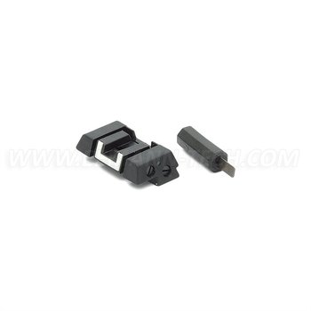 Eemann tech Glock rear adjustable sight