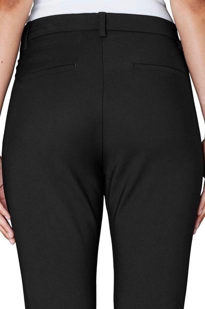 Angelie Black Jeggin Pants