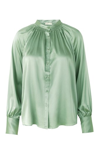 Dakota Silk Blouse