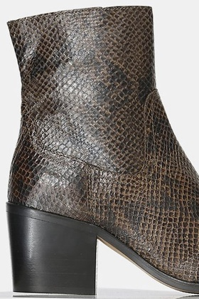 Georgia  Snake Boot