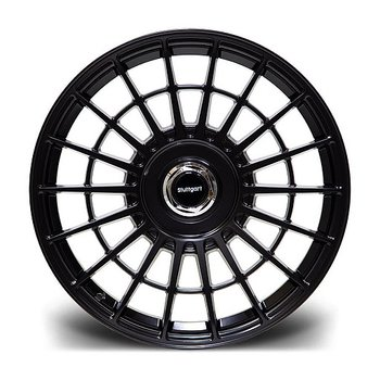 "20"" Stuttgart SF10 Matt Black 5/108 5/114"