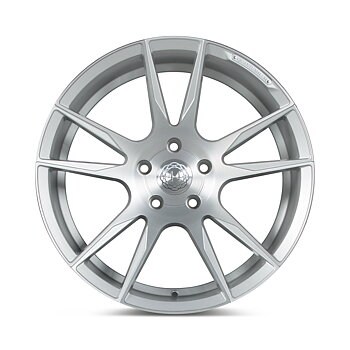 "19"" Quantum44 S4 Matt silver/brushed 5/112"